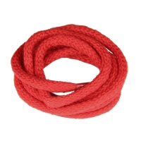 Lacets cordelets Rouge