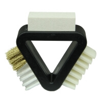 All-in-One Suede Brush