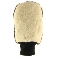 100% Wool Polishing Glove