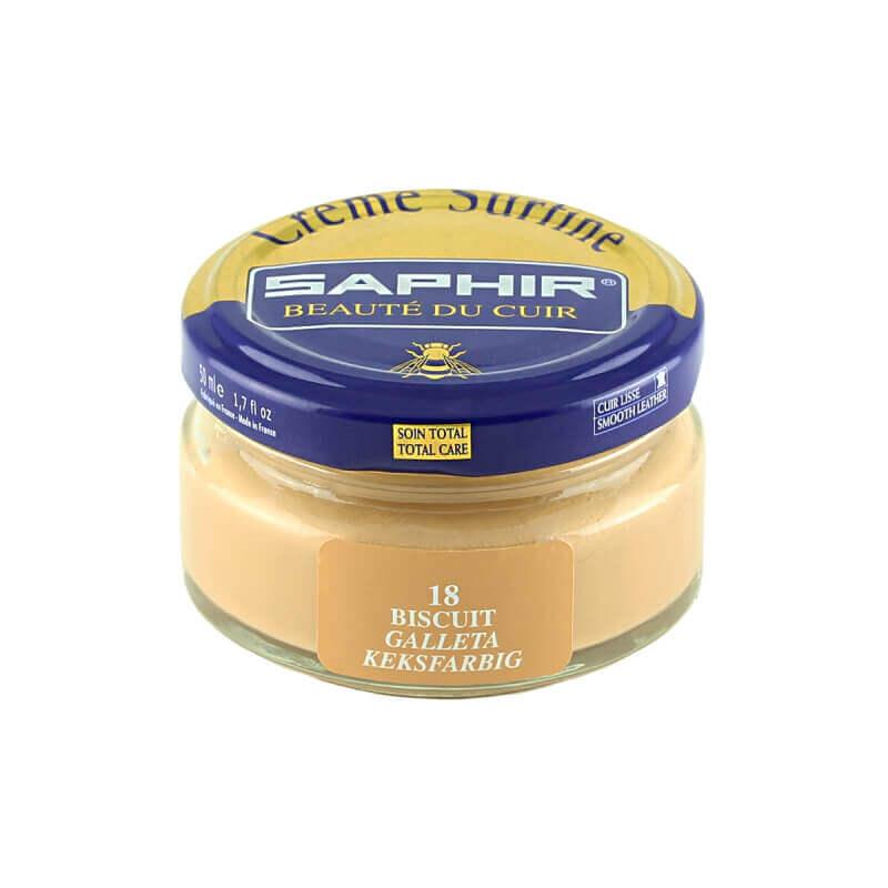 Saphir Biscuit Beige Superfine Shoe Cream