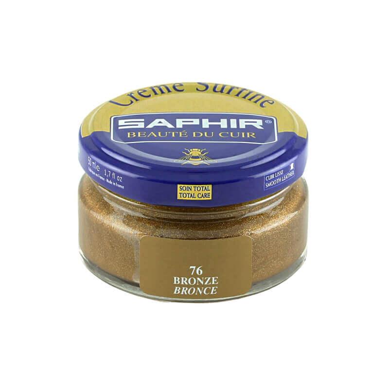 Saphir Bronze-coloured Superfine Shoe Cream