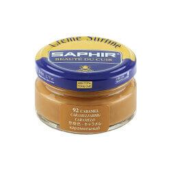 Cirage caramel SAPHIR - Crème Surfine