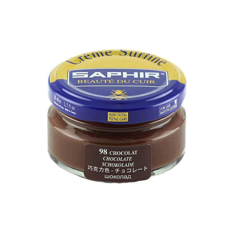 Saphir Chocolate Superfine Shoe Cream