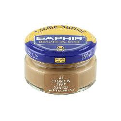 Cirage marron chamois SAPHIR - Crème Surfine