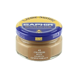 Saphir Leather Brown Superfine Shoe Cream