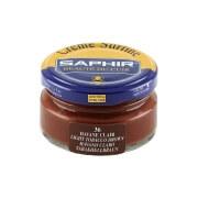 Saphir Light Havana Brown Superfine Shoe Cream