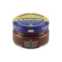 Cirage marron moyen SAPHIR - Crème Surfine