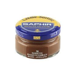 Saphir Hazelnut Brown Superfine Shoe Cream