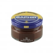 Cirage marron SAPHIR - Crème Surfine