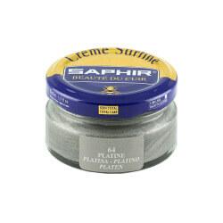 Saphir Platinum-Coloured Superfine Shoe Cream
