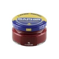 Cirage rouge campari SAPHIR - Crème Surfine