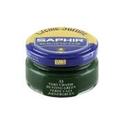 Cirage vert chasse SAPHIR - Crème Surfine