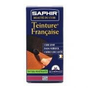 Teinture française Noir SAPHIR