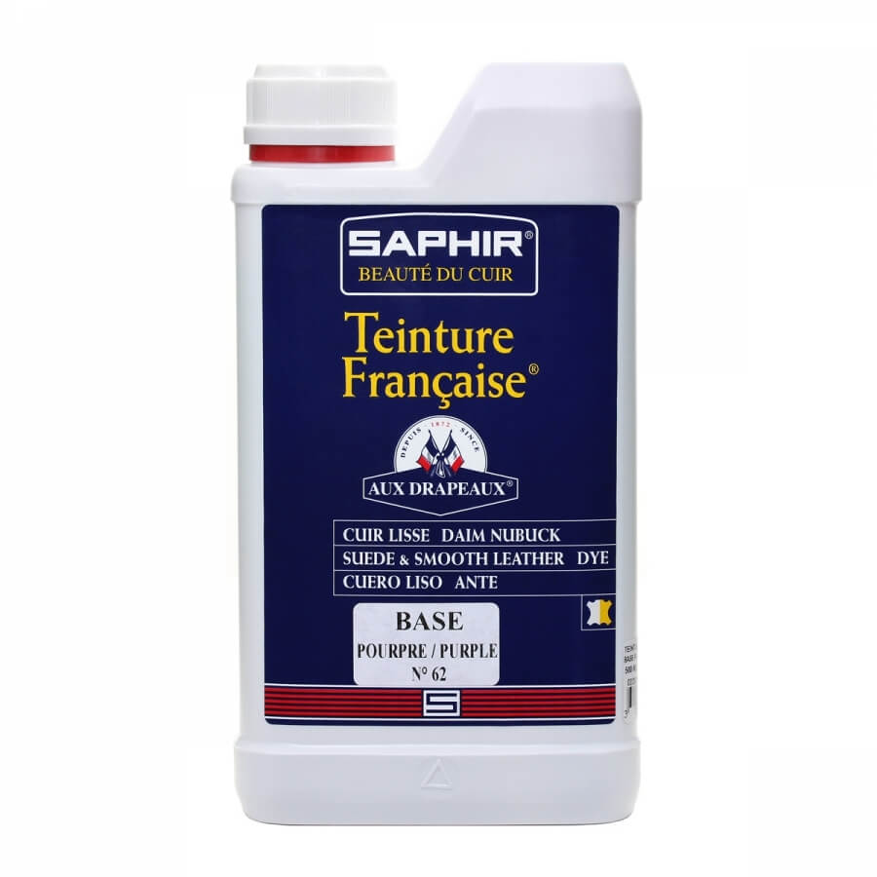 Teinture SAPHIR Base pourpre 500ml
