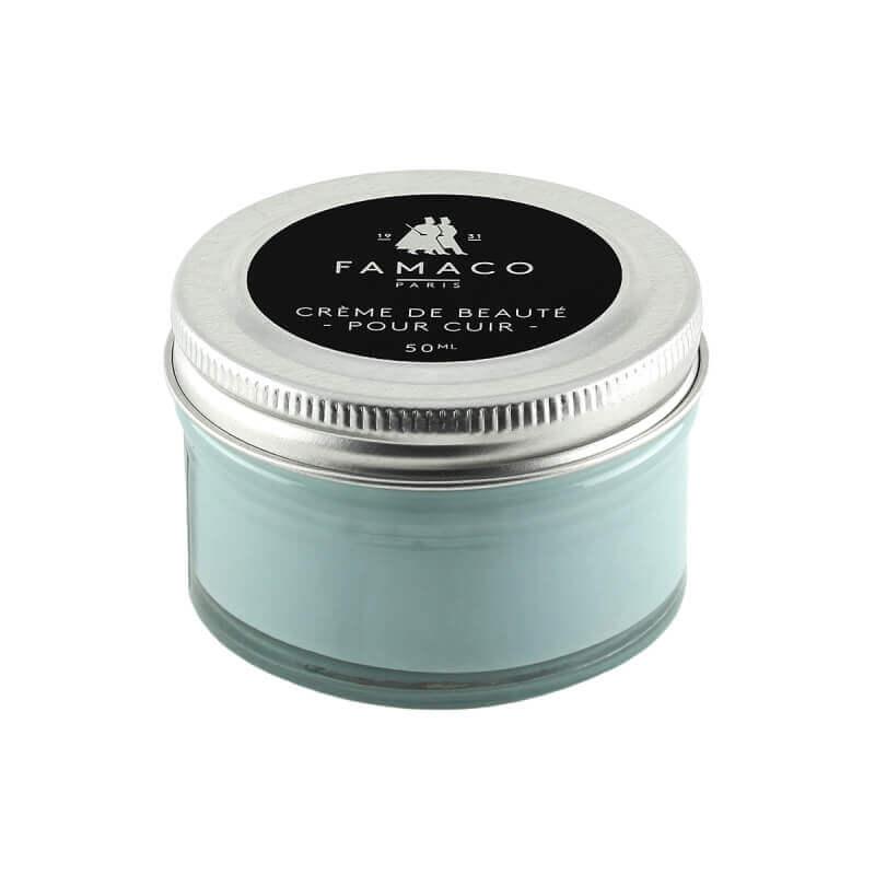 Crème de cirage FAMACO Bleu pastel