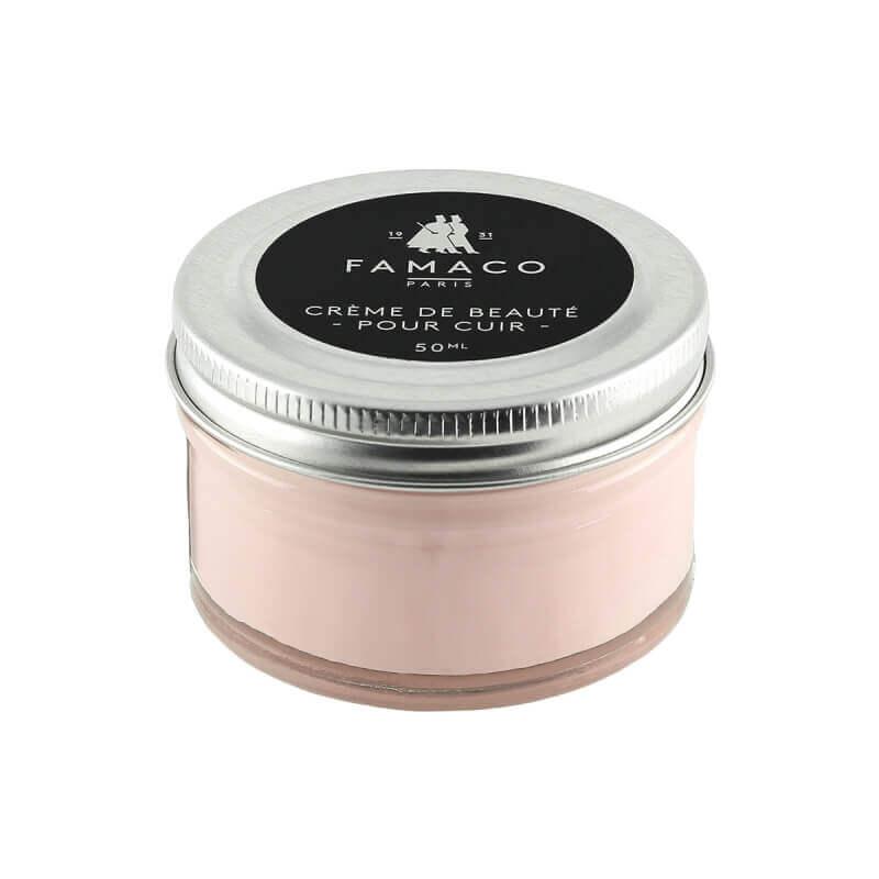 Crème de cirage FAMACO Rose dragée