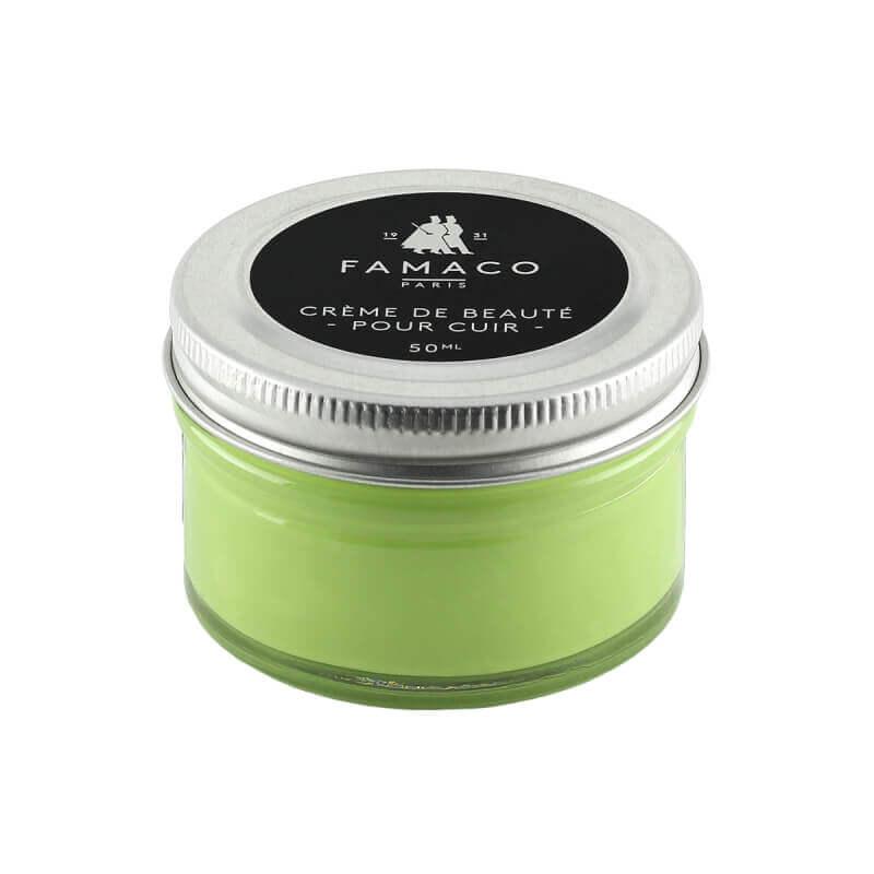 Crème de cirage FAMACO Vert anis