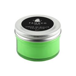 Crème de cirage FAMACO Vert pomme