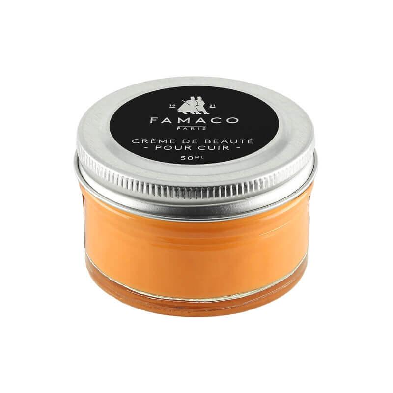 Crème de cirage FAMACO Mandarine