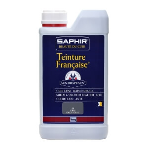 Saphir Grey Shoe Dye 500ml