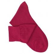 Cherry Cotton Lisle Socks