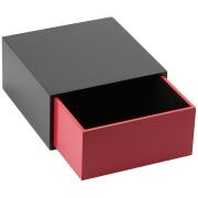 Red Shoe Shine Box