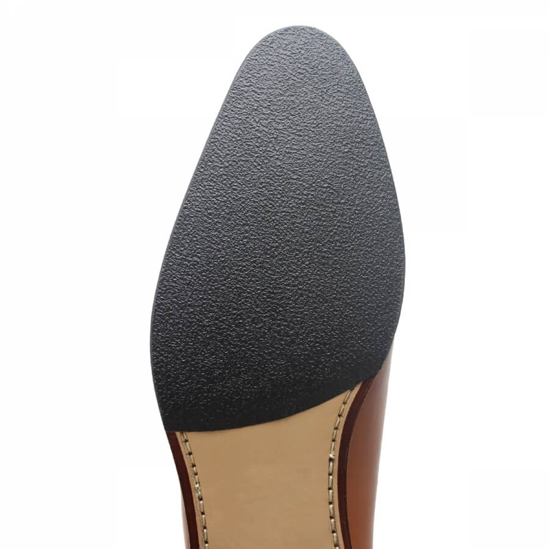 Pose de patins noir