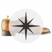 Glaçage chaussures cuir