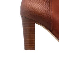 Remplacement enveloppe talons cuir