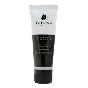 Oiled Leather Cream with Applicator