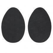 Famaco Black Anti-Slip Self-Adhesive Pads
