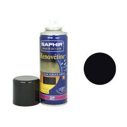 Rénovateur daim bleu marine SAPHIR - Renovétine aérosol