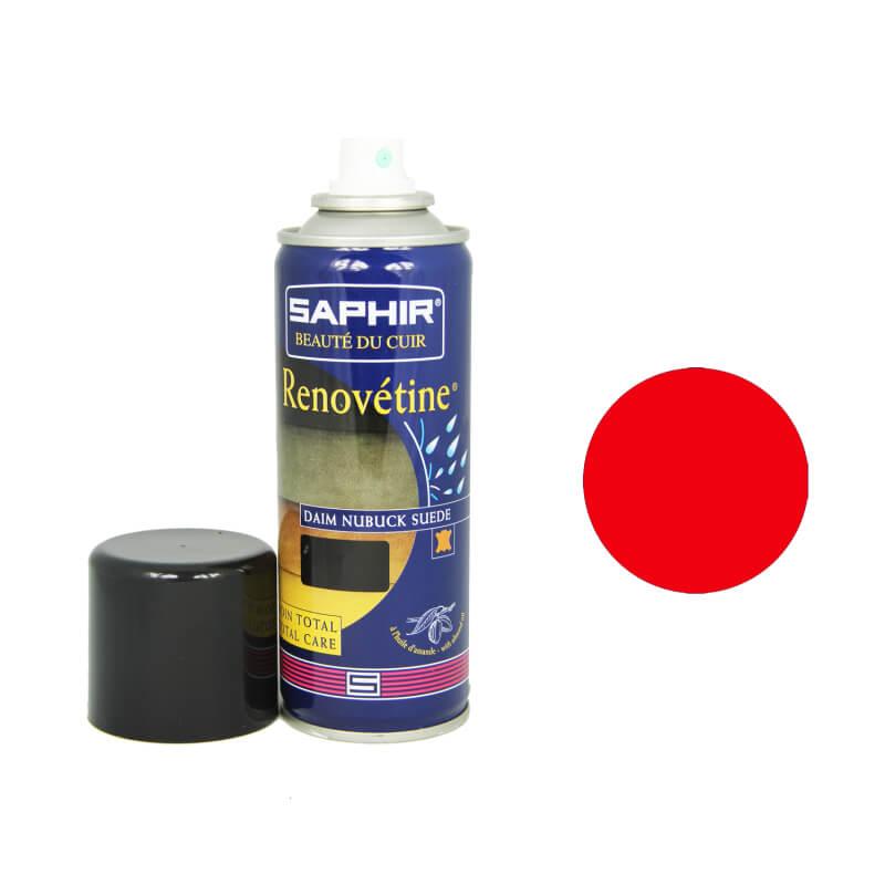 Rénovateur daim rouge SAPHIR - Renovétine aérosol