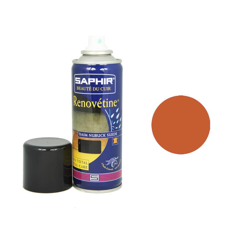 Rénovateur daim fauve SAPHIR - Renovétine aérosol