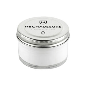 Monsieur Chaussure White Shoe Cream