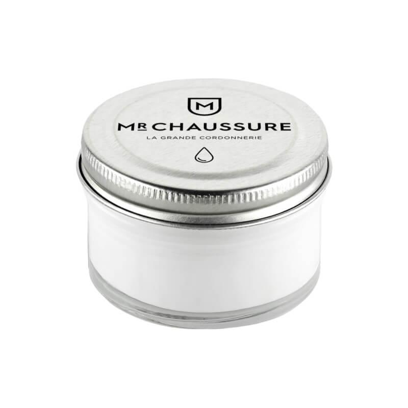 Crème de cirage Blanc Monsieur Chaussure
