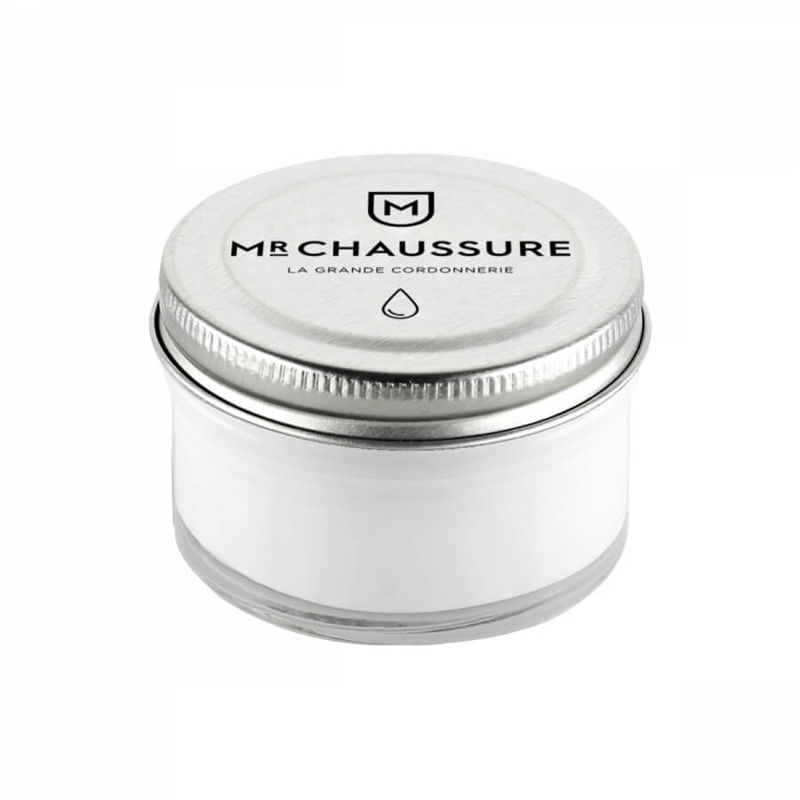 Monsieur Chaussure White Shoe Cream