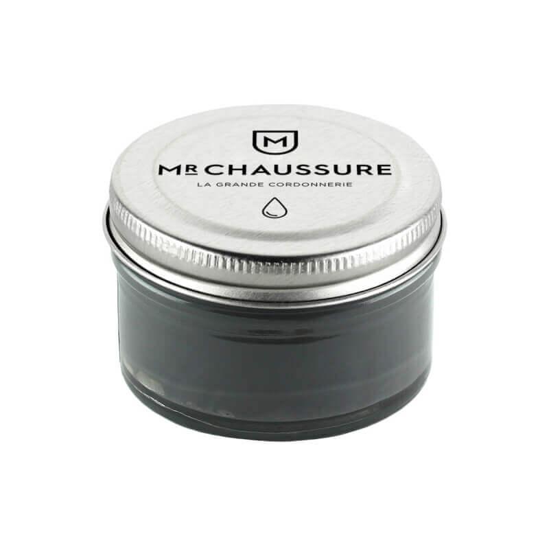 Monsieur Chaussure Dark Grey Shoe Cream