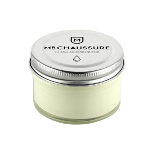 Monsieur Chaussure Off-white Shoe Cream