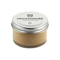 Crème de cirage beige Monsieur Chaussure