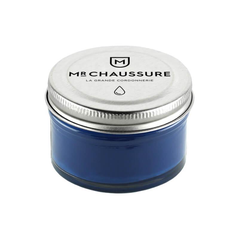 Monsieur Chaussure Royal Blue Shoe Cream