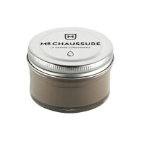 Monsieur Chaussure Taupe Shoe Cream