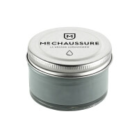 Monsieur Chaussure Light Grey Shoe Cream