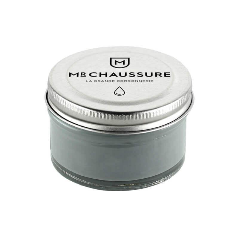 Monsieur Chaussure Light Grey Shoe Cream