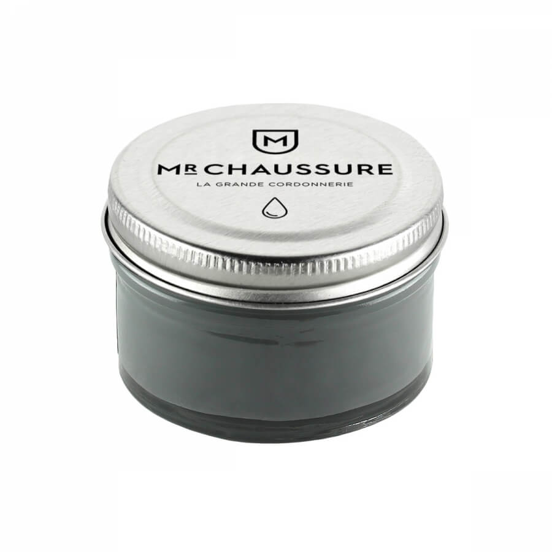 Monsieur Chaussure Médium Grey Shoe Cream
