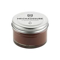 Crème de cirage marron moyen Monsieur Chaussure