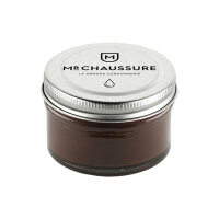 Monsieur Chaussure Chocolate Shoe Cream