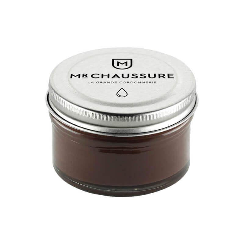 Monsieur Chaussure Chocolate Shoe Cream