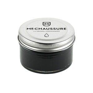 Monsieur Chaussure Black Shoe Cream