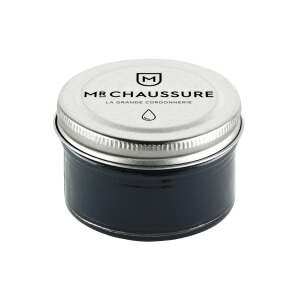 Monsieur Chaussure Navy Blue Shoe Cream